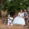 Mariage Stéphanie & Romain gîte des petites moulines à Degré